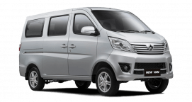 changan new van cotiza pandero