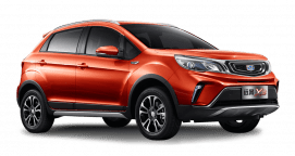 Geely All New GX3