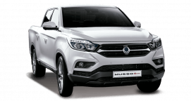 ssangyong musso cotiza pandero