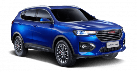 haval all new h6 cotiza pandero