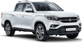 SsangYong Musso Grand